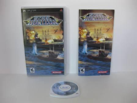 Steel Horizon - PSP Game